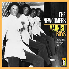 The Newcomers - Mannish Boys - The Stax, Volt & Truth Recordings 1969-74