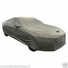 OEM NEW 2015-2016 Ford Mustang Coupe Fastback Logo Indoor Car Cover - Covercraft