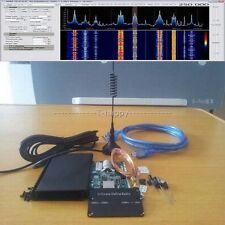 DIY 100KHz-1.7GHz UV HF RTL-SDR USB Tuner Receiver/ R820T+8232 CW FM USB softwar