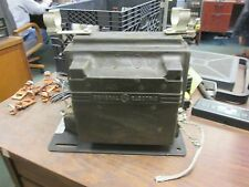 GE Type JVM-5 Potential Transformer 670X43 Pri 7200V Ratio 60:1 110kv BIL Used