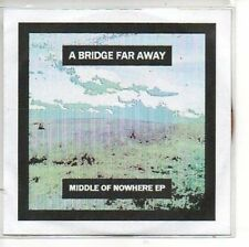 (AP818) A Bridge Far Away, Middle of Nowhere EP - DJ CD