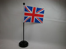 "4""x6"" Hand Held  or Table Top International Country Flag - United Kingdom"