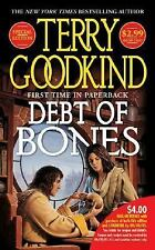 Debt of Bones by Terry Goodkind (2004, Paperback, Revised)