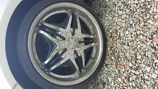 20s Chrome Rims and Tires