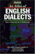 An Atlas of English Dialects-ExLibrary
