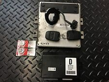 MG TF 135 ECU Set.1800CC.NNN000060 2 KEY FOBS  Excellent Replacement (KIT117)