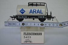 Fleischmann HO 5403 Kesselwagen Aral DB (CD/039-10R1/5)