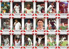 AC Milan European Champions League winners 1994 football trading cards