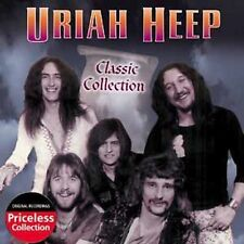 URIAH HEEP-CLASSIC COLLECTION CD NEW