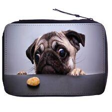 Pug Cookie Color Pen Case Bag Stationery Kit