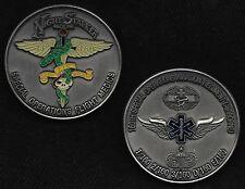 160th SOAR Flight Medics NIGHT STALKER Medicine Challenge Coin