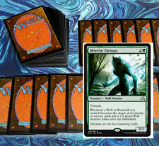mtg GREEN WEREWOLVES DECK Magic the Gathering rare cards SOI