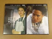 4-DISC DVD SET / SILENT WITNESS - SERIE 3 ( BBC )