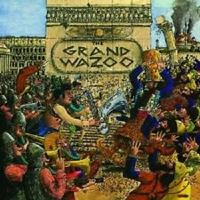 Frank ZAPPA-THE GRAND WAZOO CD 5 tracks re-release NUOVO ++++++++++++++