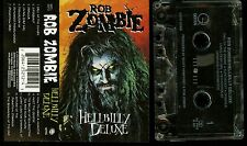 Rob Zombie Hellbilly Deluxe USA Cassette Tape