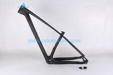 Sobato 29er Carbon Fiber Mountain Bike Frame BSA MTB Bicycle Carbon Frames 17""