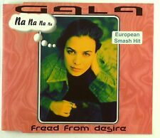 Maxi CD - Gala - Freed From Desire - A4428