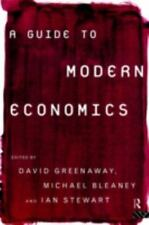A Guide to Modern Economics (1996, Paperback)