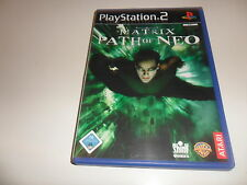 PlayStation 2 PS 2 Matrix: the Path of Neo