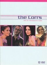 THE CORRS – LIVE AT LANSDOWNE ROAD (DVD) REGION:2-6, NEW, FREE POST IN AUSTRALIA