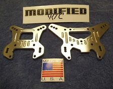 MODIFIED RC BILLET ALLOY HD FRONT & REAR SHOCK TOWERS FOR LOSI 5IVE-T