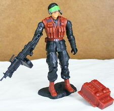 GI JOE online/TRU Toys-R-Us exclusive COBRA SAW Viper v3 2005 DTC army builder