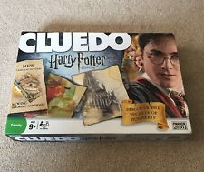 Cluedo Harry Potter Edition Clue Board Game 2008 Hasbro 100% COMPLETE