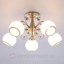 Deckenleuchte Corentin 5-flammig Deckenlampe Klassisch Schön Esszimmer Leuchte