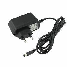 AC to DC 9V 1000mA 1A Wall Power Supply Charger Adapter 5.5 x 2.1mm EU Plug