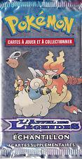 1x Booster Echantillon - L'Appel des Légendes - Cartes Pokemon Neuves Française