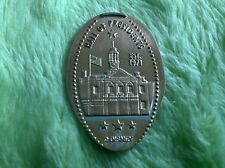 Disney Pressed Penny Hall of The Presidents EST. 1971