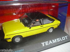 TEAM SLOT  FORD ESCORT MKII RS2000 REF.  12705   Nuevo New 1/32