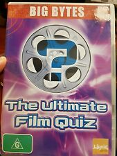 The Ultimate Film Quiz PC GAME - FREE POST