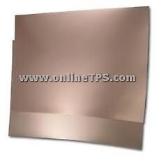 10 Pc Mix Size Copperclad Paper Phenolic PCB's For Electronic Circuit+Marker Pen
