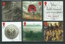 GREAT BRITAIN 2016 THE GREAT WAR 1916 FINE USED