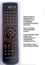 TELECOMANDO COMPATIBILE CON TV UNITED MODELLO  LTW 24 X 95    LTW24X95