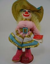 """Ron Lee Doll Collection Clown Josephine Limited Edition 14"""""""