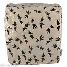 New Black Swallow Protective Thermomix Cover for TM5 TM31 Quality Cotton Plastic