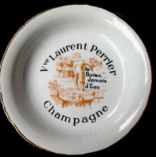 LAURENT PERRIER CHAMPAGNE  CHANGE DISH ASHTRAY