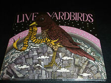CD.LIVE YARDBIRDS.FEATURING.JIMMY PAGE.1968+2 BONUS.DIGIPACK.NEUF SOUS CELLO.
