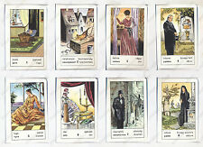 TAROT TELLING CARDS GIPSY CARD DECK - ZIGEUNER - 6 LANGUAGES, Piatnik #120c