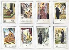 TAROT TELLING CARDS GIPSY CARD DECK - ZIGEUNER - 6 LANGUAGES, Piatnik #120c