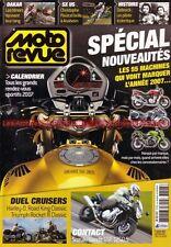 MOTO REVUE 3743 SUZUKI GSF 1250 Bandit TRIUMPH 2300 Rocket3 HARLEY DAVIDSON 1600