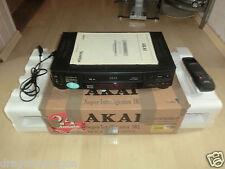 AKAI VS-G737EOG-D VHS-Videorecorder komplett in OVP, PAL / MESECAM, 2J.Garantie