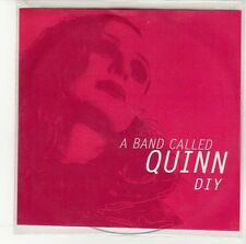 (EN510) A Band Called Quinn, DIY - 2009 DJ CD