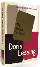 The Golden Notebook (pb) by Doris Lessing - Nobel Prize Winnder