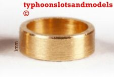 0132 SP100 Brass Spacer 1.0mm x 10 -New