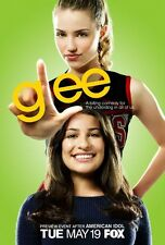 POSTER GLEE CLUB MUSICAL THE MUSIC FOX SERIE TV BIG #12