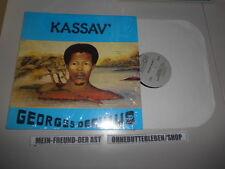 LP Indie Georges Decimus - Kassav (5 Song) CELLULOID USA
