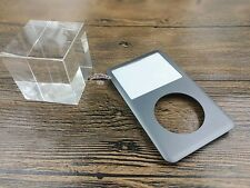 grey front faceplate housing case cover fr ipod 6th gen classic 80gb 120gb 160gb